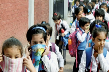 Over 90% of Children Under 15 Breathe Toxic Air: WHO