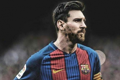 Lionel Messi's 492 million Pound contract leaked