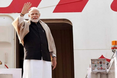 Indians in UAE Thrilled by Modi's Visit to the Country